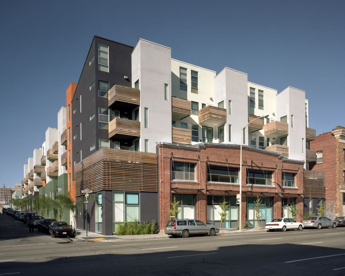 Folsom + Dore Apartments applies green building practices to low-income  rental housing in the heart of San Francisco.