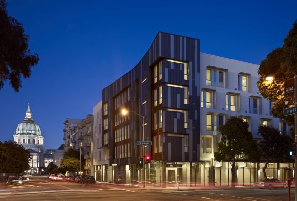 Richardson Housing by David Baker Architects