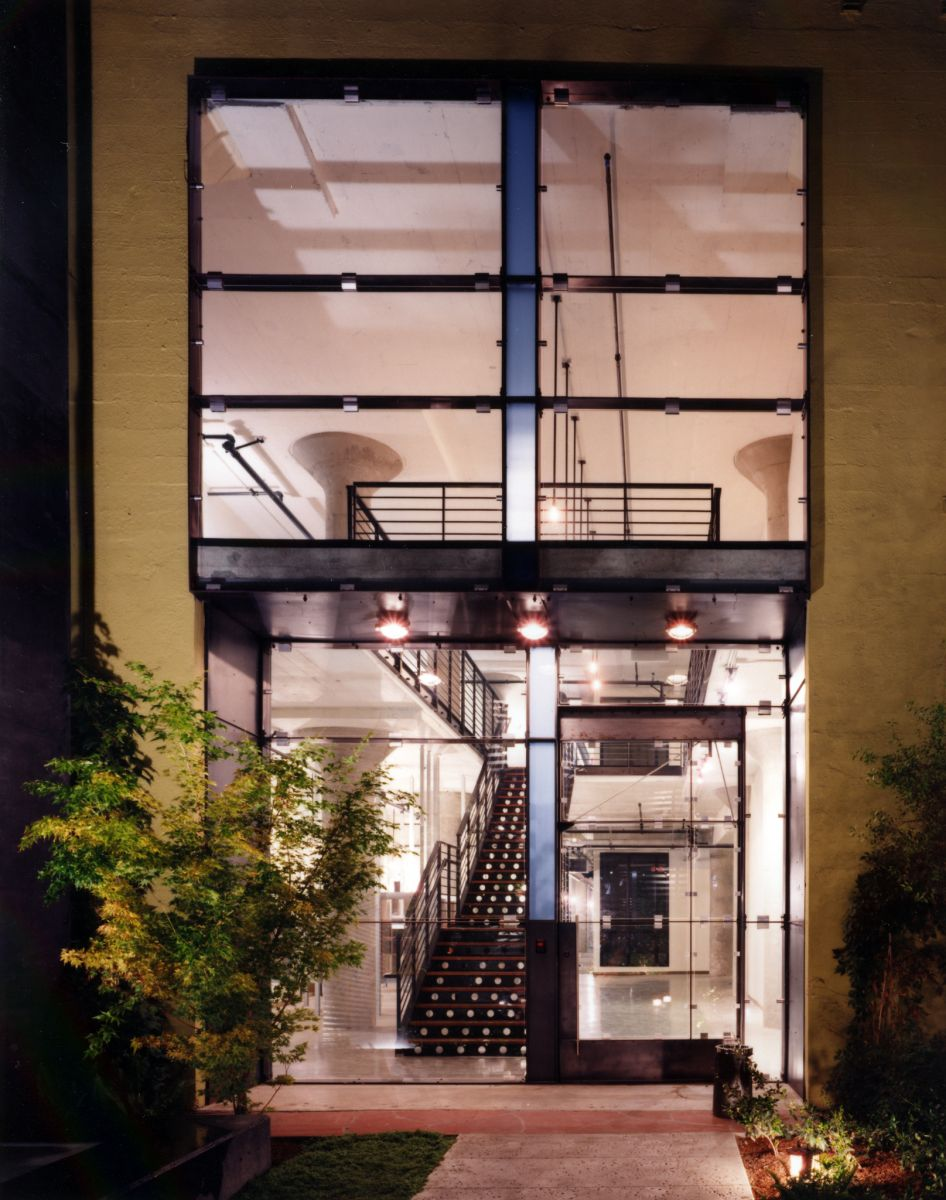 David Baker Architects: 1500 Park Avenue Lofts